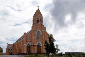 Curacao Willibrodrus Kirche