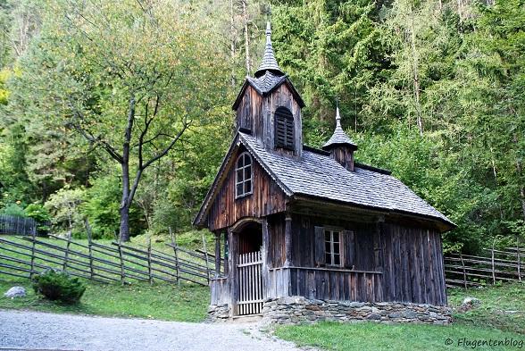 Museum Oesterreich Stuebing Kapelle