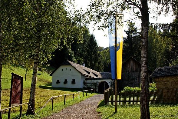 Oesterreichisches Freilichtmuseum Stübing Bauernhof