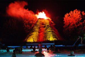 Bad Blumau Therme Heilquelle Vulkania