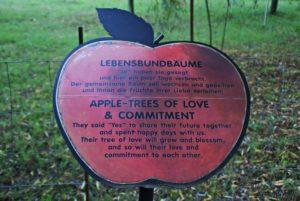 Blumau Heiraten Hochzeit Lebensbundbaum