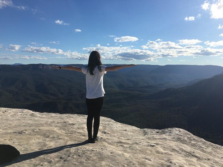 Australien Blue Mountains