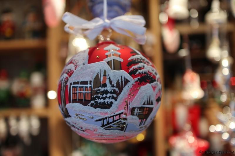 Weihnachten Wien Christbaumkugel