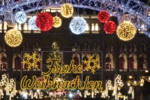 Wien Christkindlmaerkte Rathausplatz