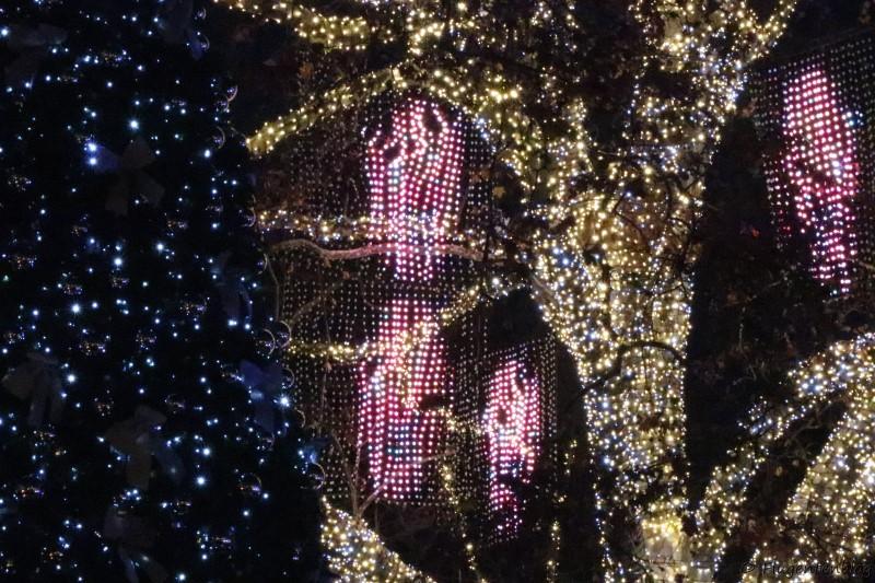 Wien Christkindlmaerkte Rathausplatz Weihnachtswelt