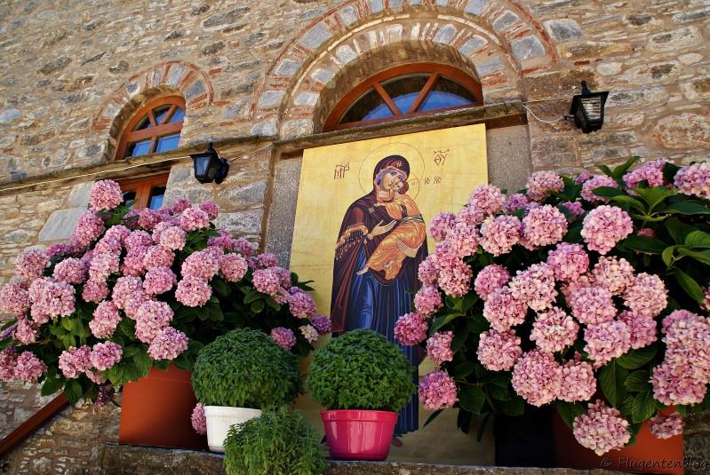 Kloster Evangelistrias Skiathos
