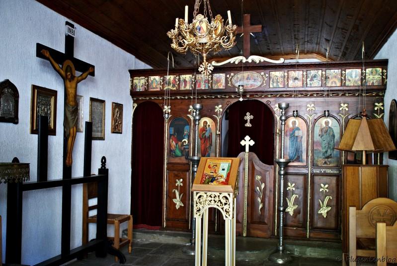 Skiathos Kloster Evangelistrias