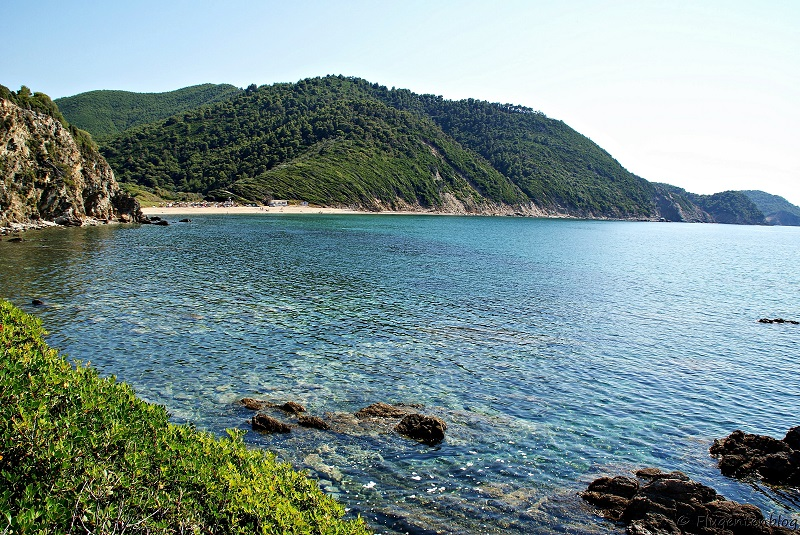 Skiathos Straende Kechria Beach