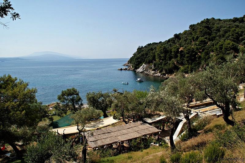Skiathos Kechria Beach