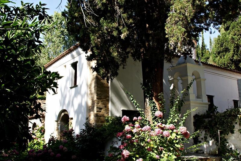 Skiathos Kirchen Panaghia Kounistra