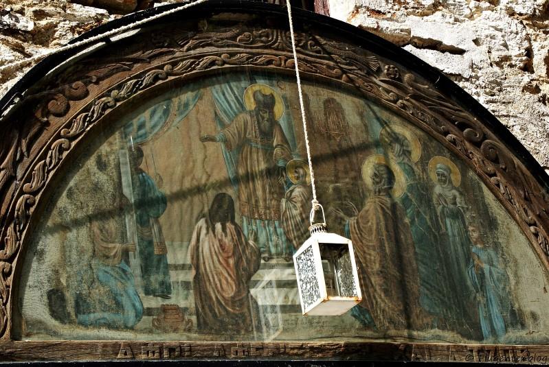Skiathos Kirche Panaghia Kounistra