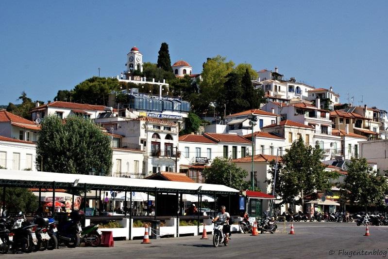 Griechische Insel Skiathos