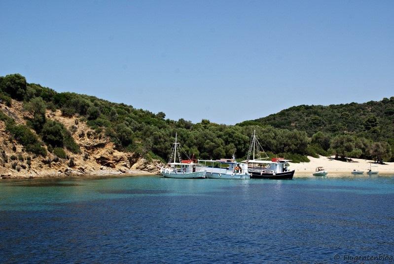 Skiathos Tsougria Beach