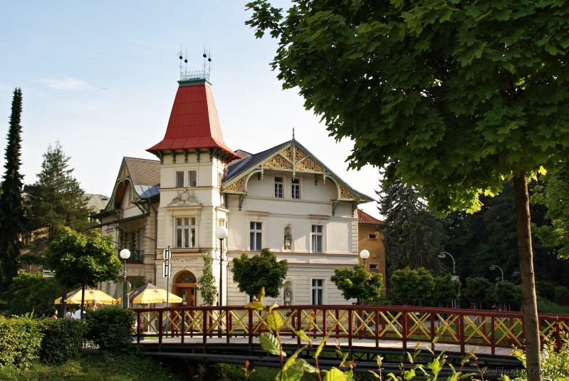 Tschechien Ostmaehren Bad Luhacovice