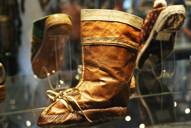 Tschechien Schuhe Museum