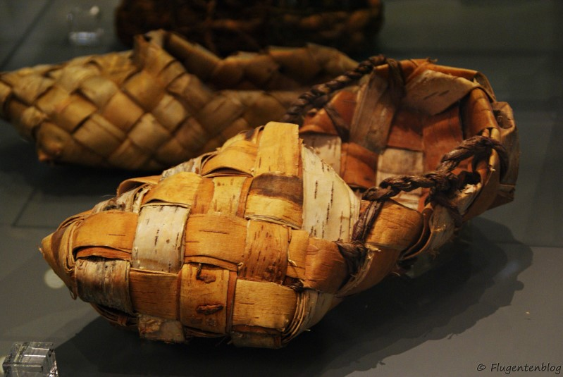 Tschechien Zlin Museum Shoes