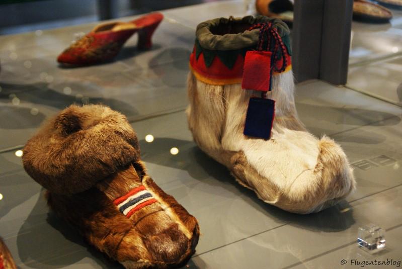 Tschechien Zlin Museum Schuhe