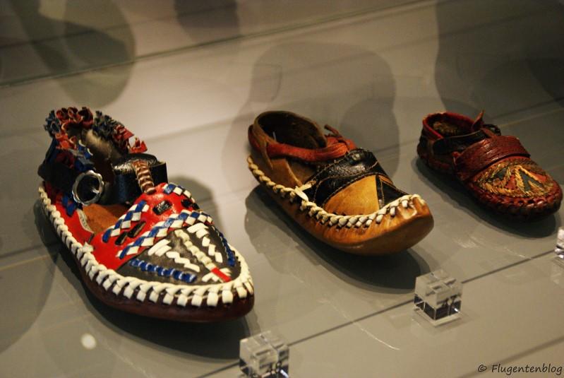 Tschechien Zlin Museum Bata Shoes