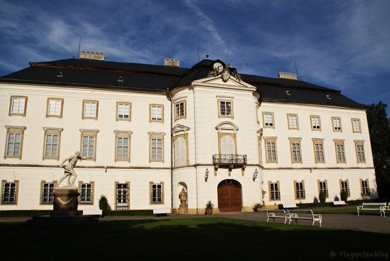 Tschechien Schloss Vizovice