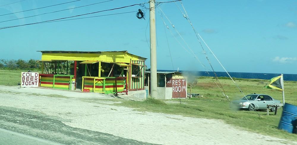 Jamaika Rastafari Joint