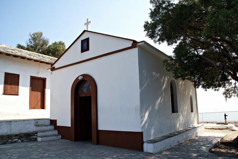Griechenland Skopelos Mamma Mia Chapel Ioannis