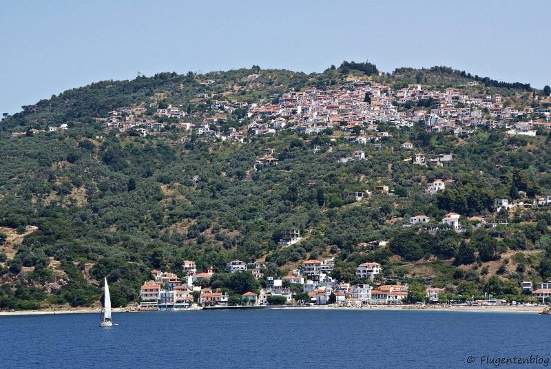 Griechenland Skopelos Glossa Loutraki
