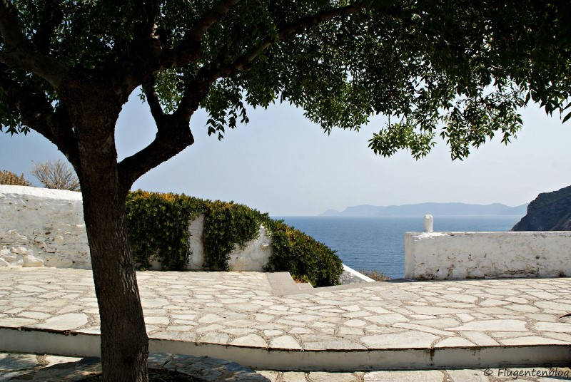 Griechenland Skopelos Kastro