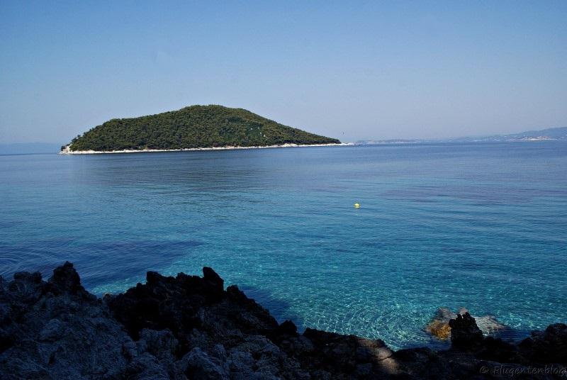 Griechenland Skopelos Kastani Beach Mamma Mia