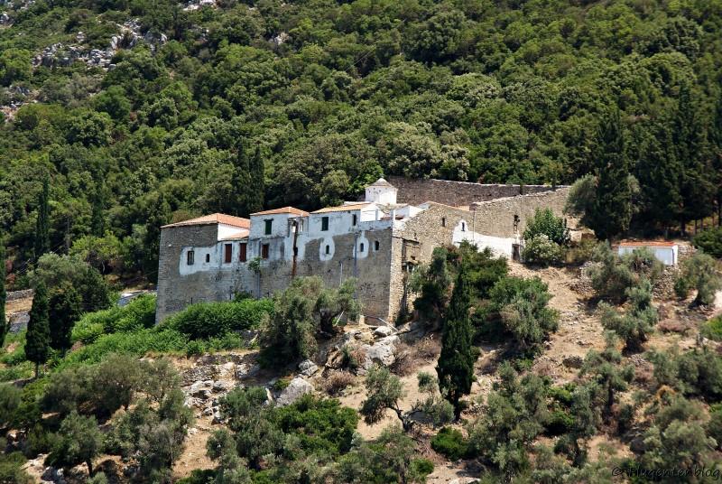 Griechenland Skopelos Kloster Prodromou