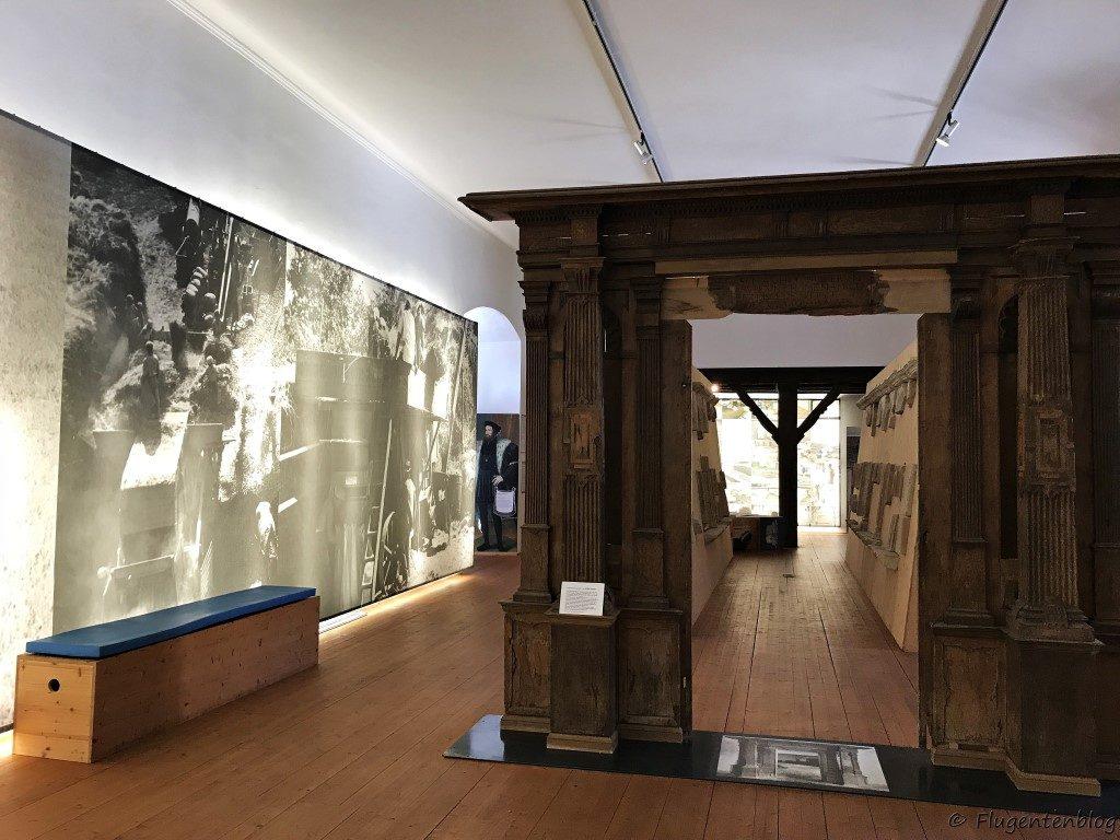 Niederösterreich Museum Orther Portal