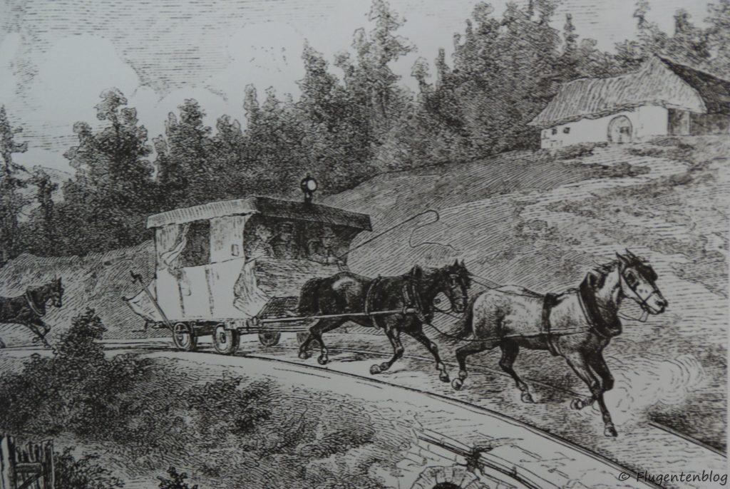 Pferdeeisenbahn Budweis