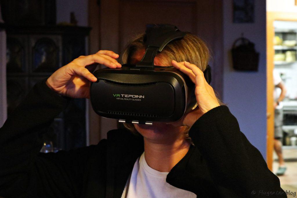 VR Kamera Test