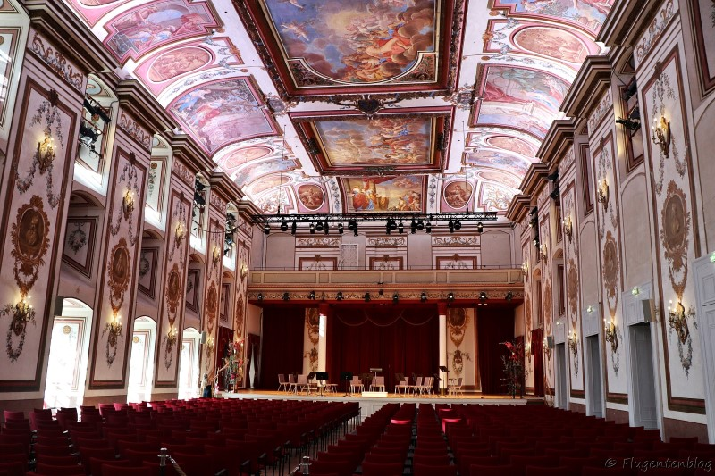 Schloss Esterhazy Eisenstadt Haydnsaal