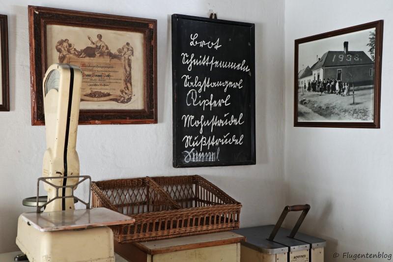 Dorfmuseum Mönchhof Bäckerei