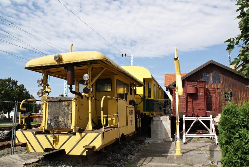 Dorfmuseum Moenchhof Bahnhof