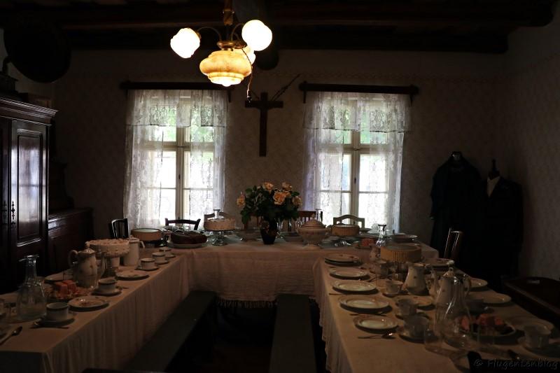 Dorfmuseum Mönchhof Raum für die Hochzeitsfeier