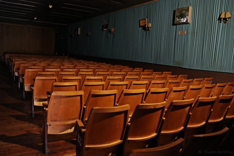 Dorfmuseum Moenchhof alter Kinosaal