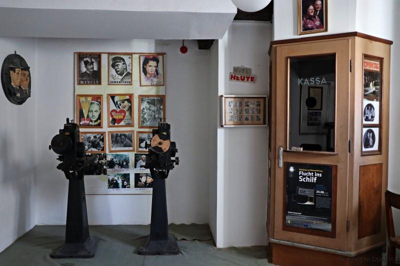Dorfmuseum Moenchhof Kinokassa