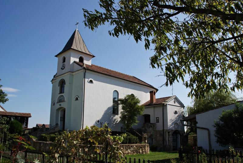 Neusiedler See Dorfmuseum Mönchhof Kirche