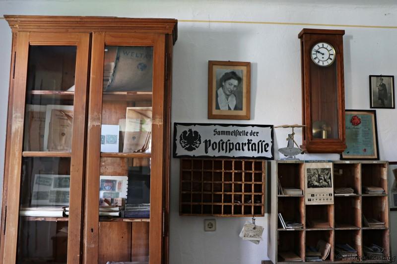 Dorfmuseum Moenchhof Postamt