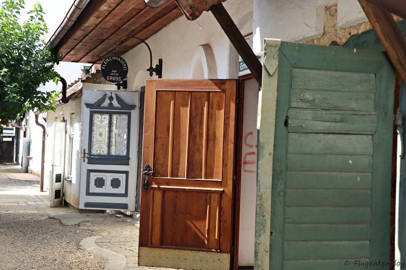 Dorfmuseum Mönchhof offene Türen