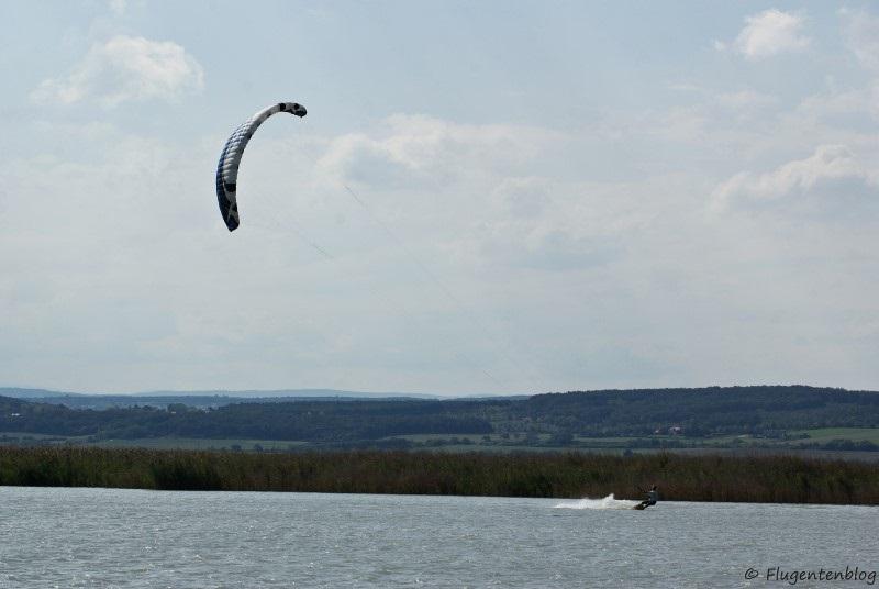 Neusiedler See Kitesurfen