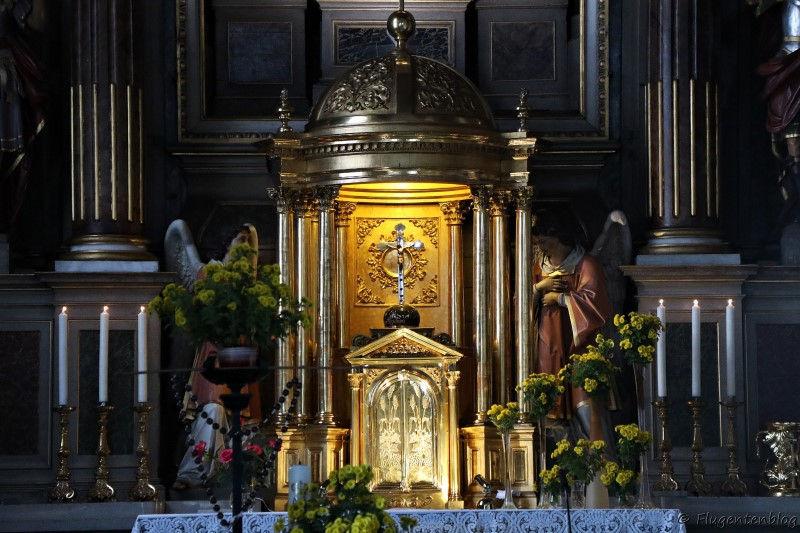 Altar in der Hl. Jakob Kirche