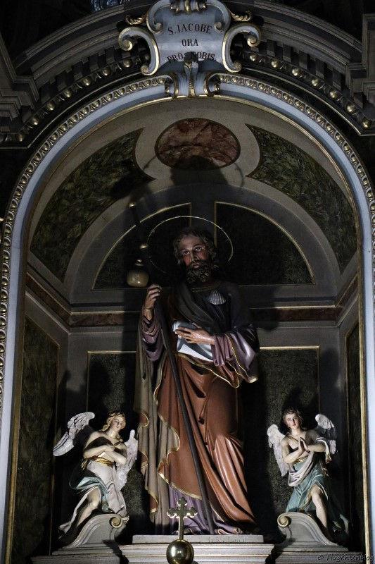 Statue des Hl. Jakob