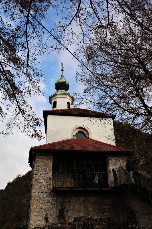 Burgkapelle von Mali Grad