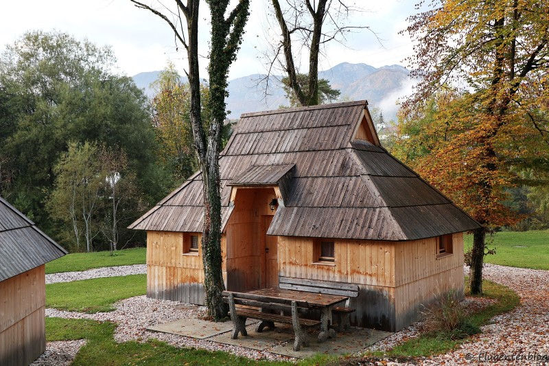 Wooden Cottage im Slovenia Eco Resort