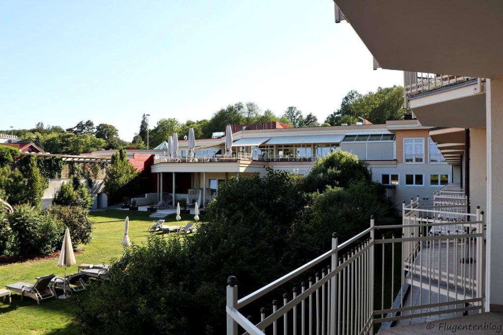 Avita Resort Zimmer Balkon