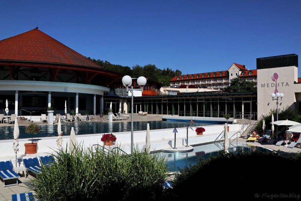 Avita Therme Bad Tatzmannsdorf Sportbecken
