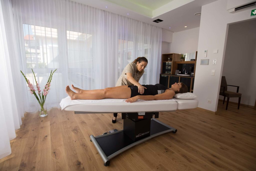 WaveMOTION Therapieliege