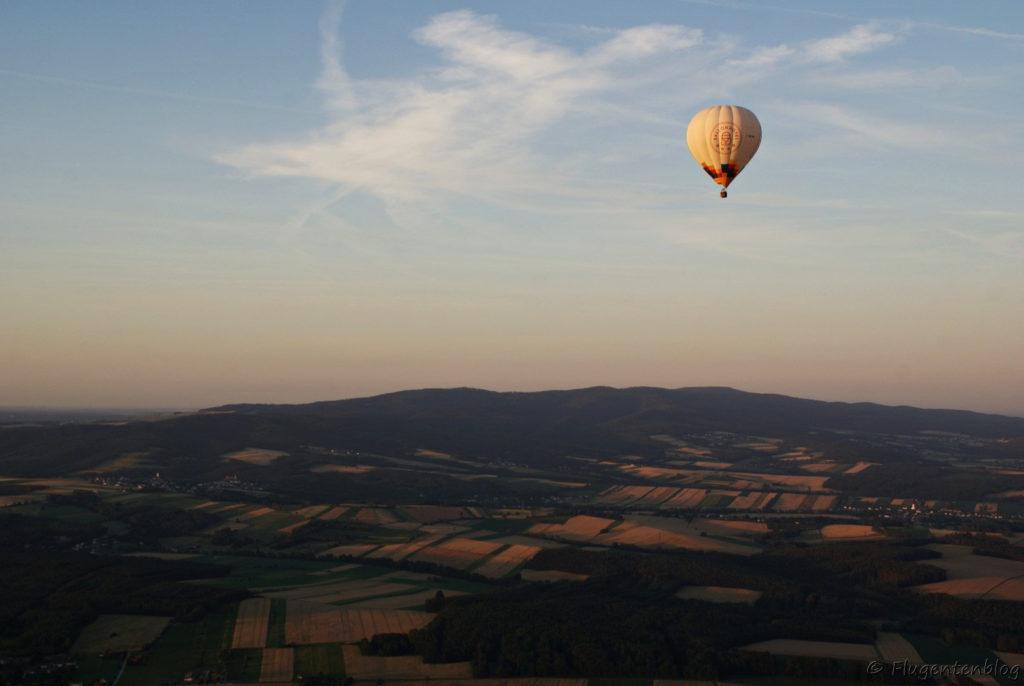 Ballonfahrt Burgenland